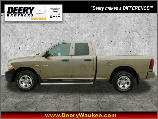 Pre-Owned 2009 Dodge Ram 1500 ST