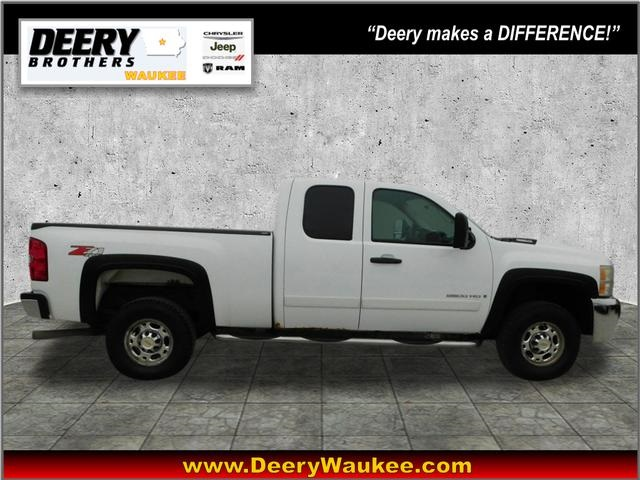 Pre-Owned 2008 Chevrolet Silverado 2500HD LT