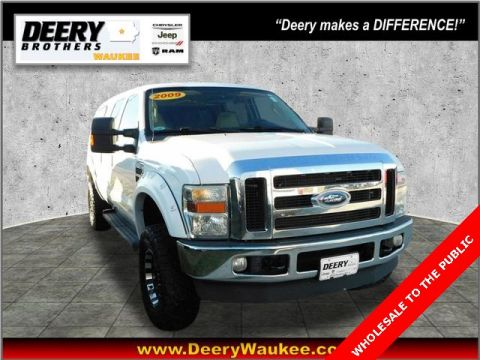 Pre-Owned 2009 Ford F-250SD XLT
