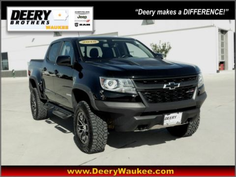 Pre-Owned 2018 Chevrolet Colorado ZR2