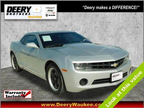 Pre-Owned 2013 Chevrolet Camaro 1LS